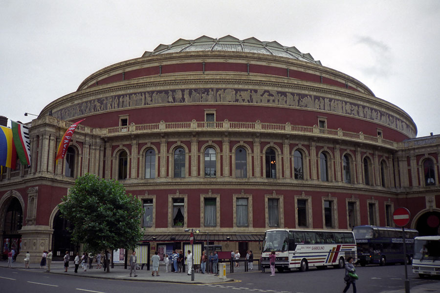 003 | 1992 | London | Royal Albert Hall | © carsten riede fotografie