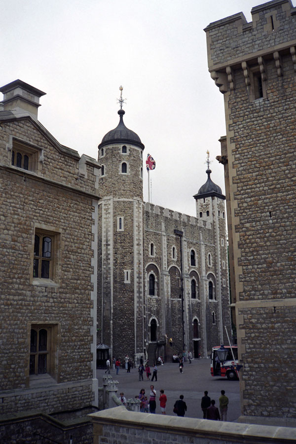 010 | 1992 | London | Tower Of London | © carsten riede fotografie