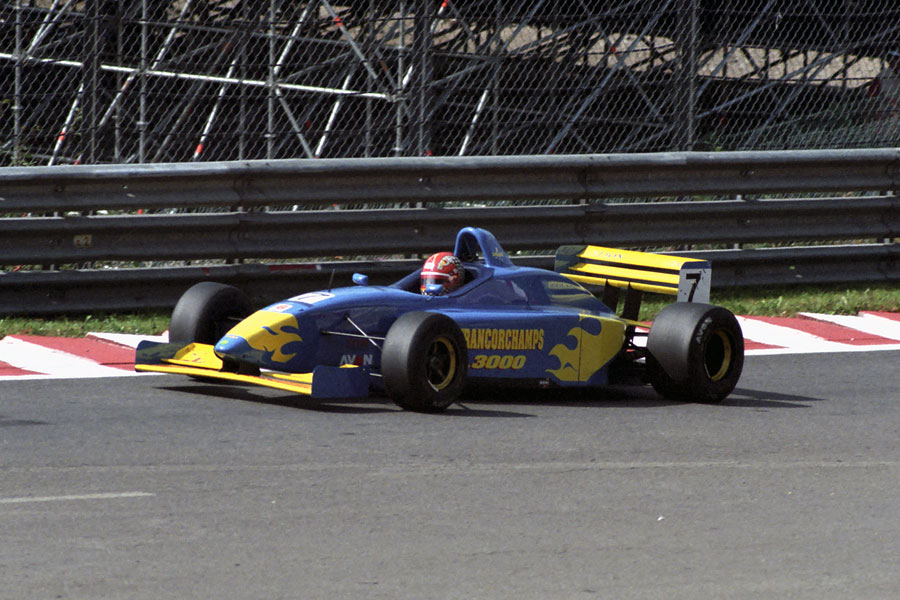 018 | 1997 | Spa-Francorchamps | Lola-Zytek T96/50 | Cyrille Sauvage | © carsten riede fotografie