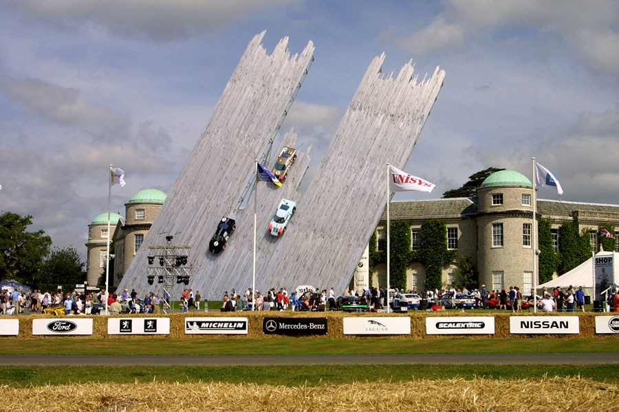 001 | 2003 | Goodwood | Festival Of Speed | © carsten riede fotografie