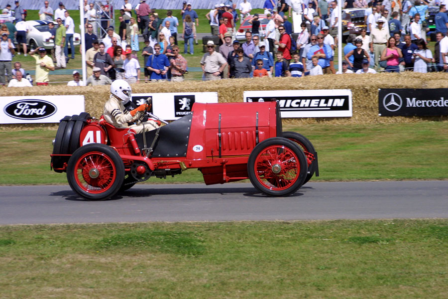 002 | 2003 | Goodwood | Festival Of Speed | © carsten riede fotografie