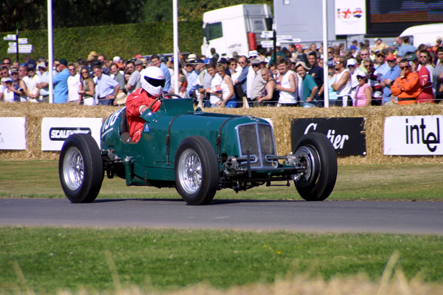 008 | 2003 | Goodwood | Festival Of Speed | © carsten riede fotografie