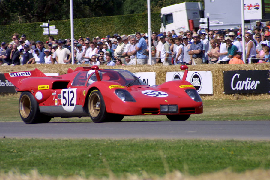 010 | 2003 | Goodwood | Festival Of Speed | © carsten riede fotografie