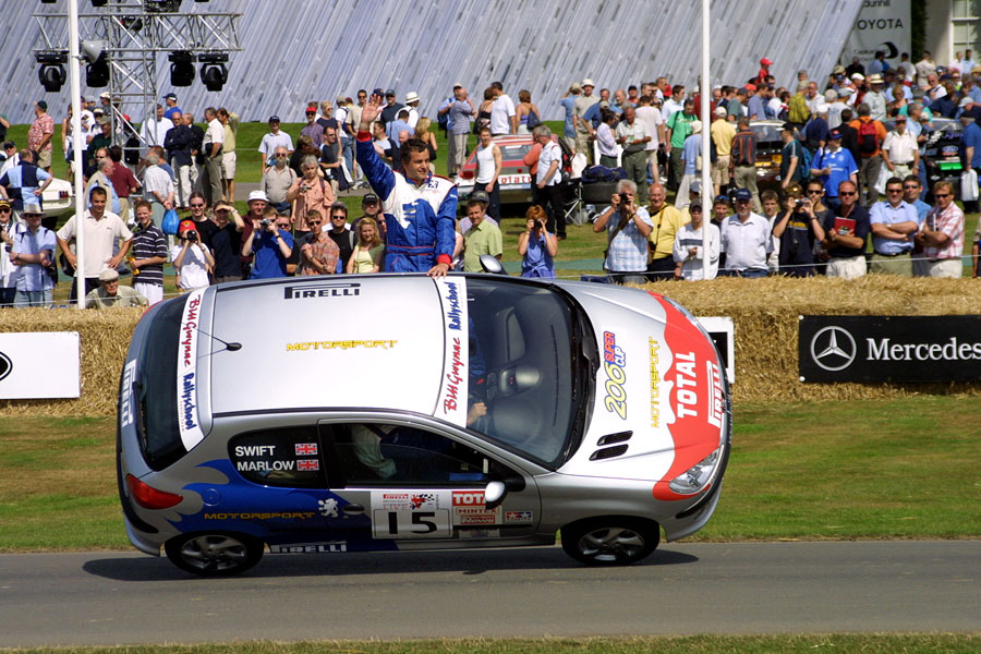 017 | 2003 | Goodwood | Festival Of Speed | © carsten riede fotografie