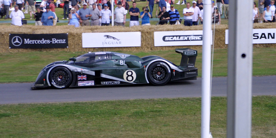 021 | 2003 | Goodwood | Festival Of Speed | © carsten riede fotografie