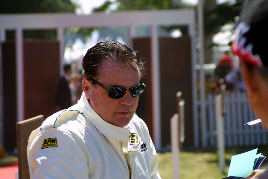 038 | 2003 | Goodwood | Festival Of Speed | Alan Jones | © carsten riede fotografie