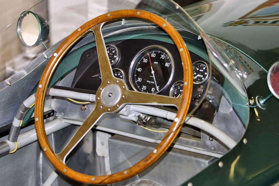 020 | 2004 | Donington | Grand Prix Collection | Aston Martin DBR4 (1959-1960) | © carsten riede fotografie