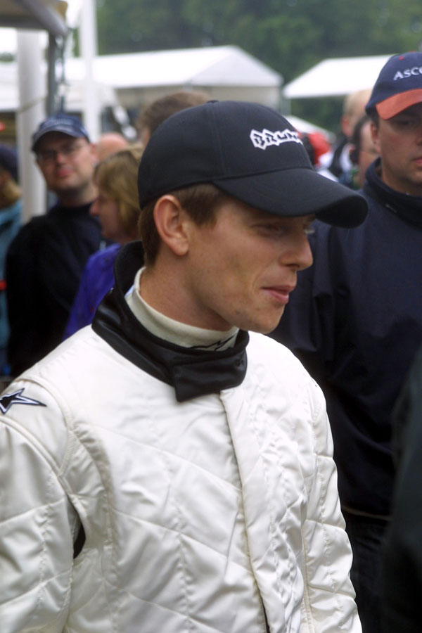 014 | 2004 | Goodwood | Festival Of Speed | Anthony Davidson | © carsten riede fotografie
