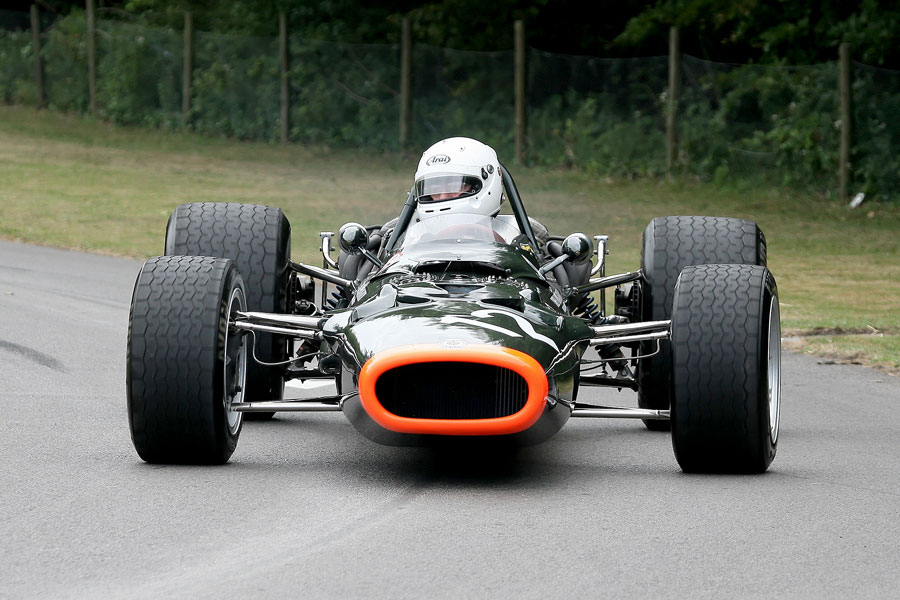 004 | 2009 | Goodwood | Festival Of Speed | BRM P126 | © carsten riede fotografie