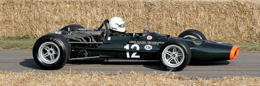 005 | 2009 | Goodwood | Festival Of Speed | BRM P126 | © carsten riede fotografie