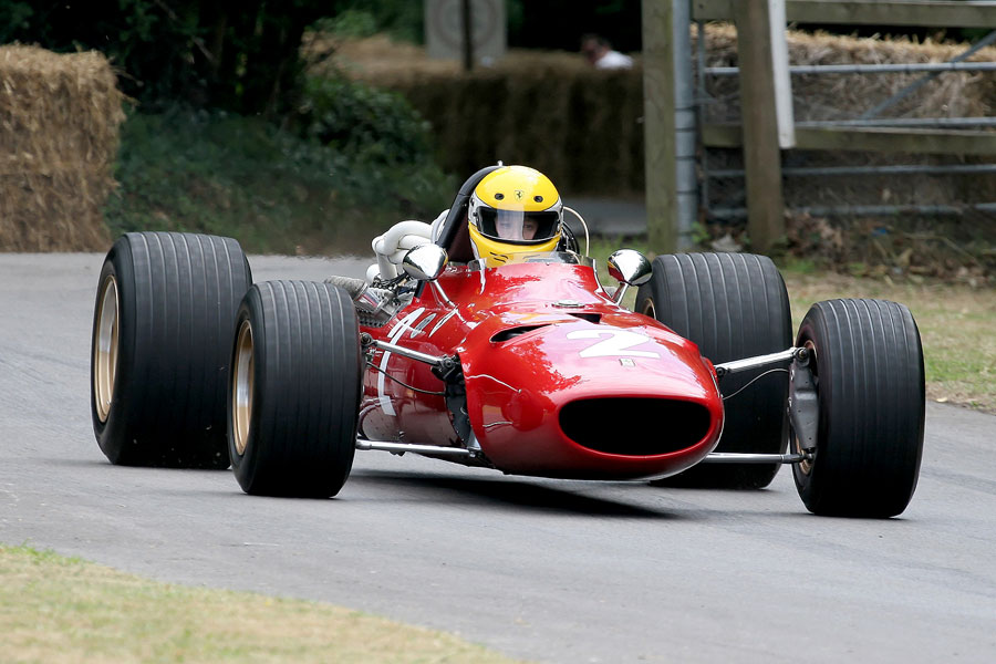 009 | 2009 | Goodwood | Festival Of Speed | Ferrari 312 | © carsten riede fotografie