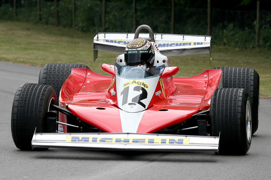 010 | 2009 | Goodwood | Festival Of Speed | Ferrari 312T3 | © carsten riede fotografie