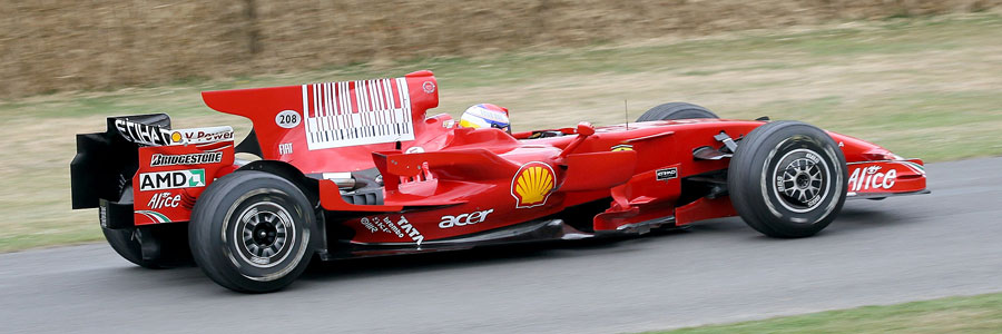 011 | 2009 | Goodwood | Festival Of Speed | Ferrari F2008 | © carsten riede fotografie