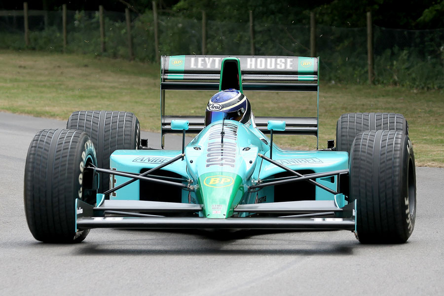 012 | 2009 | Goodwood | Festival Of Speed | Leyton House-Judd CG901 | © carsten riede fotografie