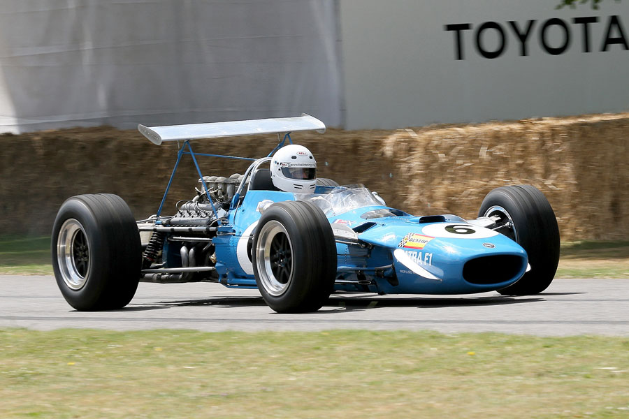 019 | 2009 | Goodwood | Festival Of Speed | Matra-Ford Cosworth MS10 | © carsten riede fotografie