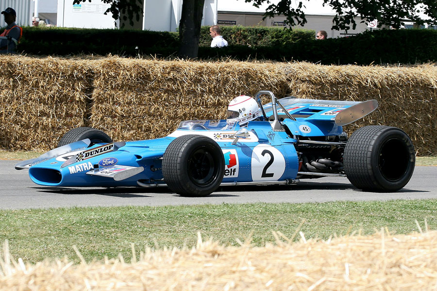 020 | 2009 | Goodwood | Festival Of Speed | Matra-Ford Cosworth MS80 | © carsten riede fotografie