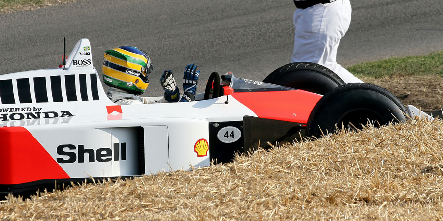 023 | 2009 | Goodwood | Festival Of Speed | McLaren-Honda MP4/4 | Bruno Senna | © carsten riede fotografie