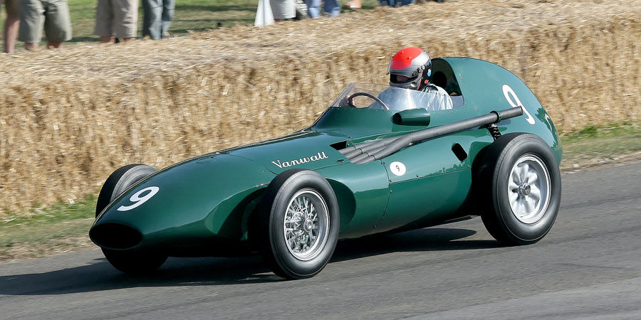 035 | 2009 | Goodwood | Festival Of Speed | Vanwall VW5-10 | © carsten riede fotografie