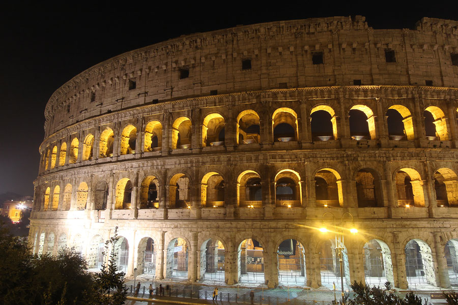 034 | 2015 | Roma | Colosseo | © carsten riede fotografie