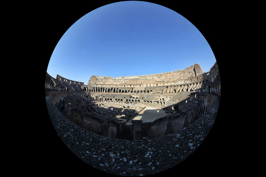 041 | 2015 | Roma | Colosseo | © carsten riede fotografie