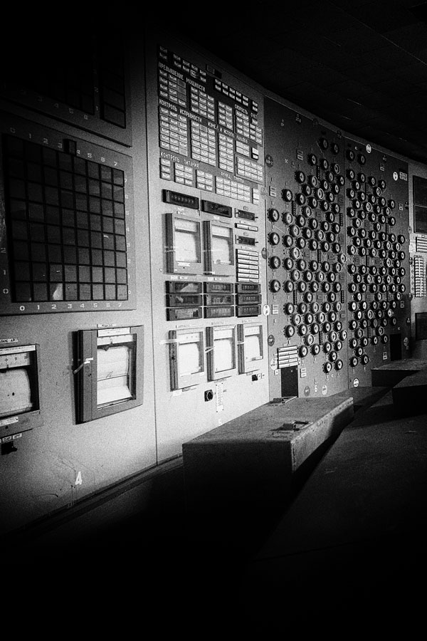 031 | 2017 | Chernobyl | Nuclear Power Plant | © carsten riede fotografie