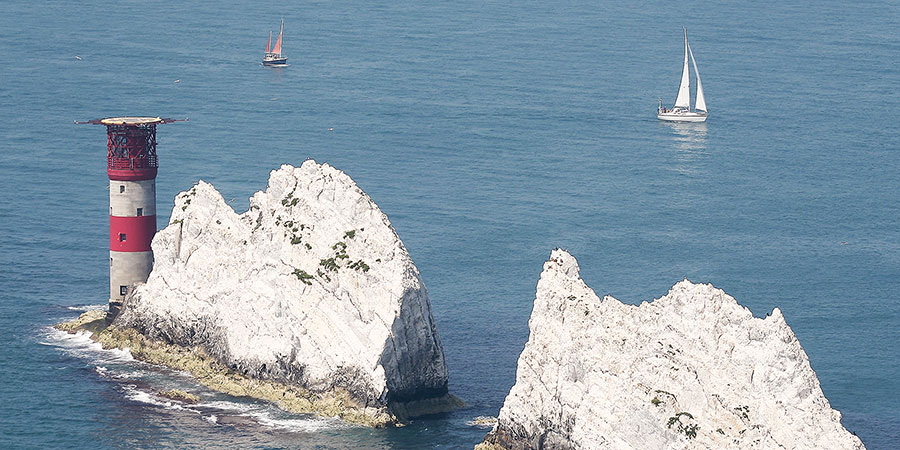 2009 · ISLE OF WIGHT · CLIFFHANGER | © carsten riede fotografie