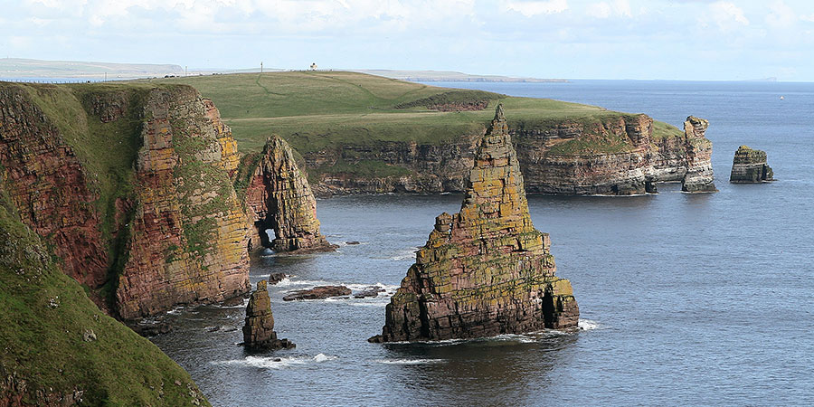 2009 · HIGHLANDS · ROUTE A99 – DUNBETH-DUNCANSBY HEAD | © carsten riede fotografie